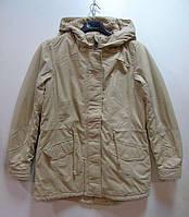 Женская демисезонная куртка - парка UNITED COLORS OF BENETTON