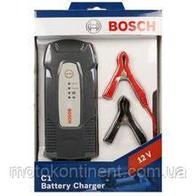 Мото зарядка аккумулятора  BOSCH С1 Емкость аккумулятора 12V 5Ah–120Ah   018999901M