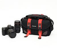 Чехол-сумка для фотоаппаратов фирмы Canon. Отличное качество. Практичная сумка. Купить чехол. Код: КДН1080