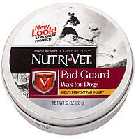 Nutri-Vet Pad Guard Wax Защитный крем для подушечек лап, 60 гр