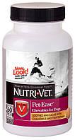 Nutri-Vet Pet Ease Успокаивающее средство для собак, 60 шт
