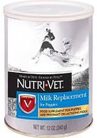 Nutri-Vet Puppy Milk Заменитель молока для щенков, 340 гр