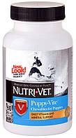 Nutri-Vet Puppy-Vite Витаминов и минералов для щенков, 60 шт