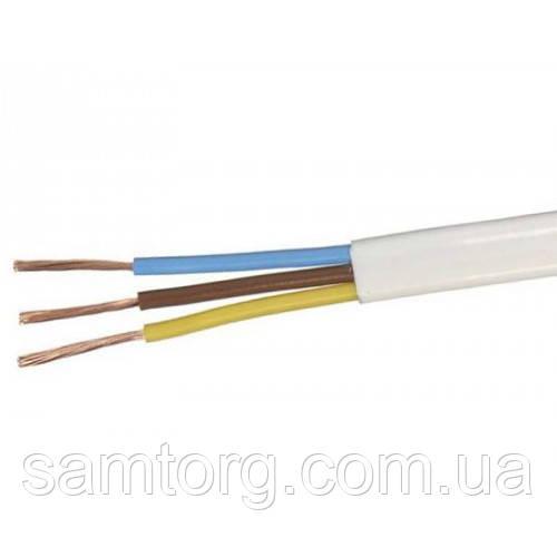 Силовой кабель ШВВП 3х1,5 - купить в Киеве