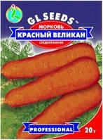 """Насіння моркви """"Червоний велетень"""" 20 р"""