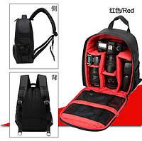 Компактный и вместительный рюкзак Tigernu для фототехники. Высокое качество. Удобный дизайн. Код: КДН1081