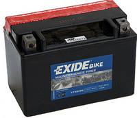 Аккумулятор гелевый 8Ah 120A EXIDE YTX9-BS 150x87x105