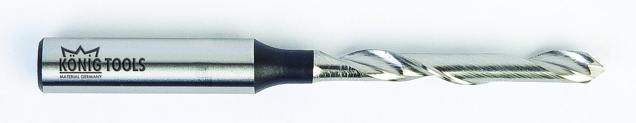Фреза для каналов дверного привода Kaban makine 5x40x80x8 HSS