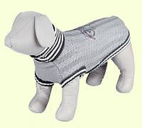 "Пуловер Trixie 67201 ""Bologna"" для собак серый"