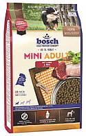 Hpc Mini Adult с ягненком и рисом для взрослых собак малых пород (Бош) Bosch (3 кг)