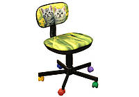 "Кресло ""Бамбо Дизайн (Котята)"" Сатурн"