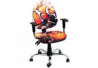 """Кресло """"Бридж Хром Дизайн (Рыбка)"""" Сатурн"""