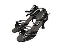Обувь для танца LD2006-BK