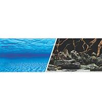 Фон Hagen двойной, море/мистика, 30 см х 7,5 м