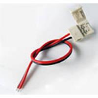 Коннектор для светодиодных лент OEM №4 8mm joint wire (зажим-провод), фото 1