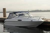 Ходовой тент на лодку, яхту, катер