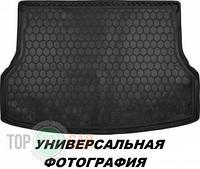 Avto Gumm Полиуретановый коврик багажника Kia Cerato 2013- (комплектации MID,TOP)