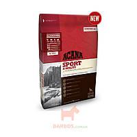 Sport & Agility (Heritage) для активных собак (Акана) Acana (17 кг)