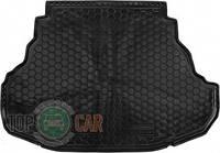 Avto Gumm Полиуретановый коврик багажника Toyota Camry V50 2011- (Еlegance/Сomfort) комплектация)