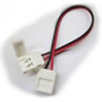 Коннектор для светодиодных лент OEM №7 10mm 2joints wire (провод- 2зажима), фото 1