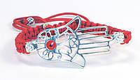 Браслет в стиле Shamballa 2 цвета древний символ