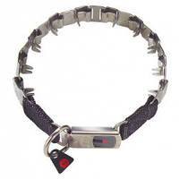 Sprenger NECK-TECH SPORT строгий ошейник для собак, пластинчатый, с замком ClicLock