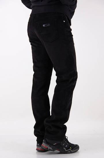 Cardellino 117 вельвет  джинсы на меху  32/38