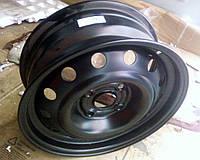Оригинальный диск ZAZ Forza. Штампованый колесный диск ЗАЗ Форза. Стальной диск a13l-3101015 ЗАЗ Украина 6JX15