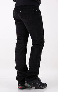Cardellino 8510 вельвет  джинсы на меху  32/38