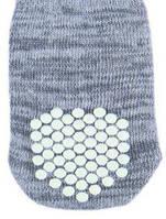 ТRIXIE Носок для собак , размер XS-S, 2 шт., хлопок, серый, чихуахуа ТХ-19501