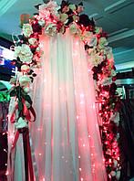Прокат свадебной арки