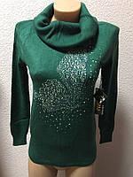 Нарядный свитер бабочка, фото 1