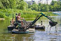 Очистка водоёмов Киев (050) 395-35-71