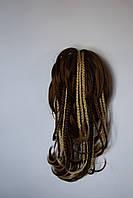 Шиньон из искусственного волоса