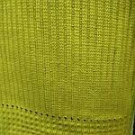 Женская вязаная кофта кардиган болеро накидка зеленая размеры 50,52,54, фото 2
