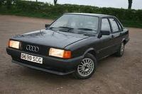 Лобовое стекло на Audi 80 1978-86 г.в.