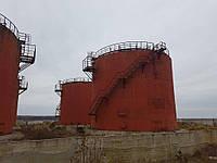 Монтаж резервуаров стальных вертикальных РВС. Реконструкция нефтебаз