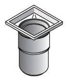 Трап EG 150 c вертикальным выпуск DN100, фото 1