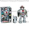 Робот М 0465 Космический воин со световыми эффектами на радиоуправлении