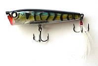 Воблер для спиннинговой рыбалки Condor Ritmo Popper, 65мм, 6.5г, цвет 312