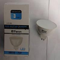 Светодиодная лампа Feron LB196 G5.3 (MR16) 7W G5.3 6400К (белый холодный), фото 1