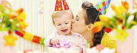 Как организовать день рождения ребенку до 5 лет