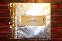 Поталь в листах, Серебро 15, 14х14 см., 25 листов, Borma Wachs