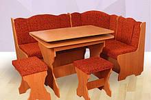 Кухонні куточки, столи, табурети