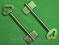 Заготовка ключа Днепр d- 7,0 L-105мм. (левый)