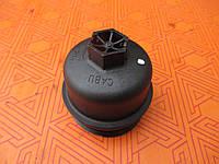 Крышка масляного фильтра на Peugeot Boxer 2.2 hdi 07- (Пежо Боксер) новая