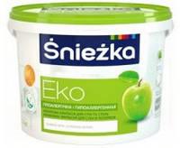 Sniezka Eko фарба для стін і стель, 10 л