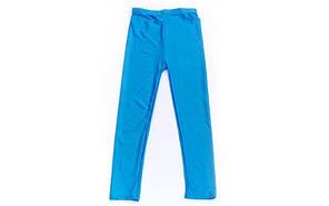 Лосины гимнастические Бифлекс голубые CO-1962-BL, фото 3