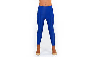 Лосини гімнастичні Біфлекс сині CO-1962-NB, фото 2