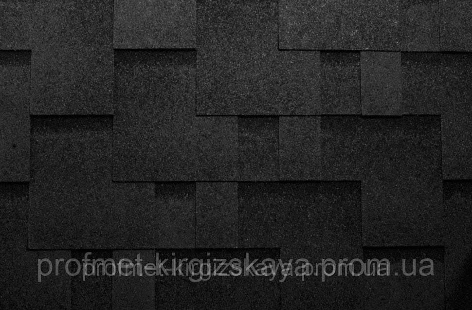 Битумная черепица KATEPAL  SUPER Черный